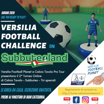 On-line Tournaments Table soccer - Subbuteo